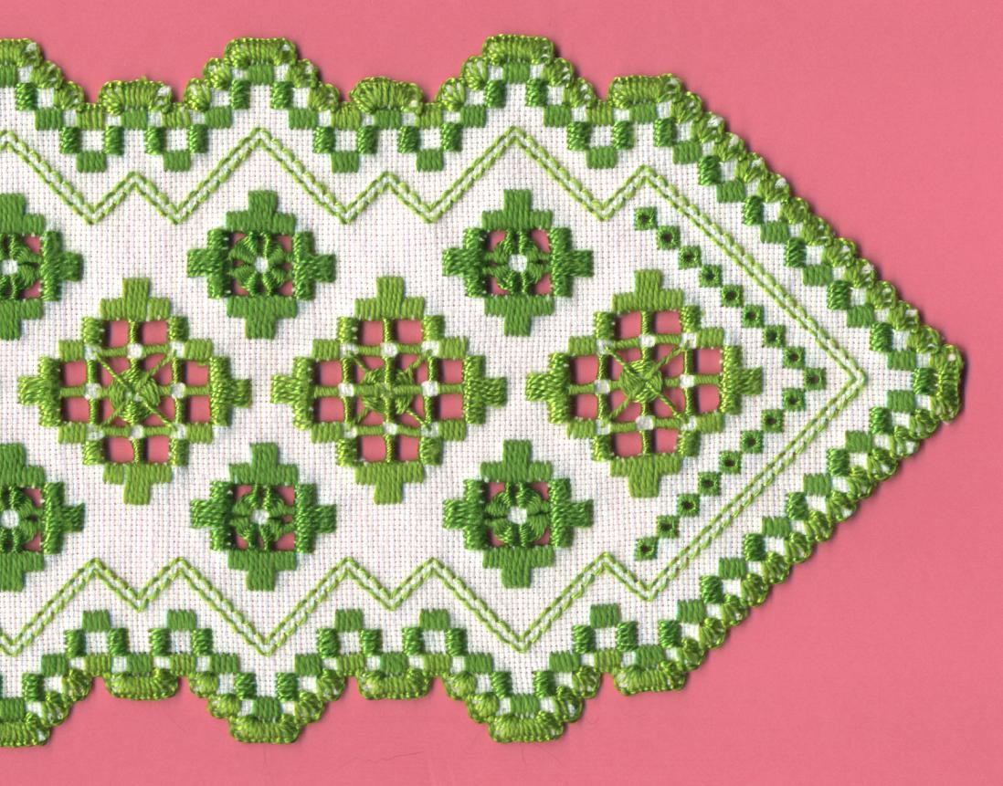 Hardanger Embroidery Designs