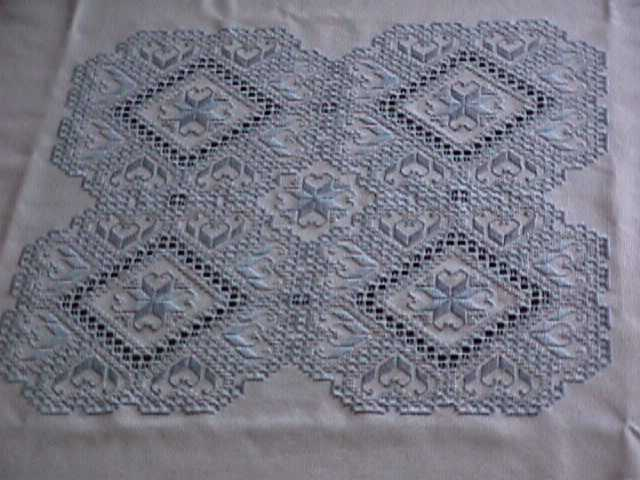 Hardanger embroidery gallery